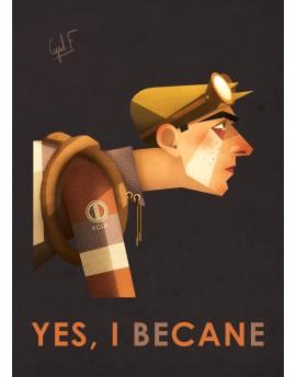 Carte Postale  ''Petit breton''