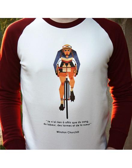 Sweat shirt homme ''Churchill''