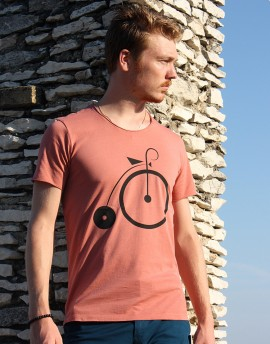 Tee-shirt vintage ''Grand BI''