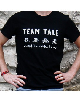 "Tee shirt homme ""Team Tale"""